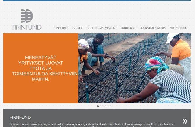 Soome raport: arengumaade abistamise raha peideti maksude eest