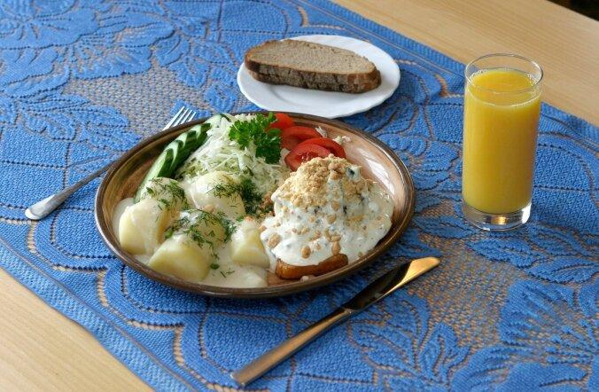 В Эстонии ежегодно выбрасывается огромное количество продуктов, а люди не умеют потреблять с умом