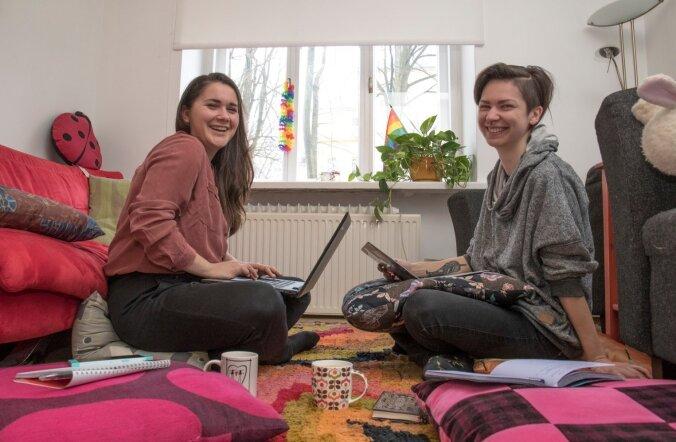 Ladyfesti korraldajad Elli Kalju ja Kristiina Raud loodavad festivaliga inimeste maailmapilti avardada.