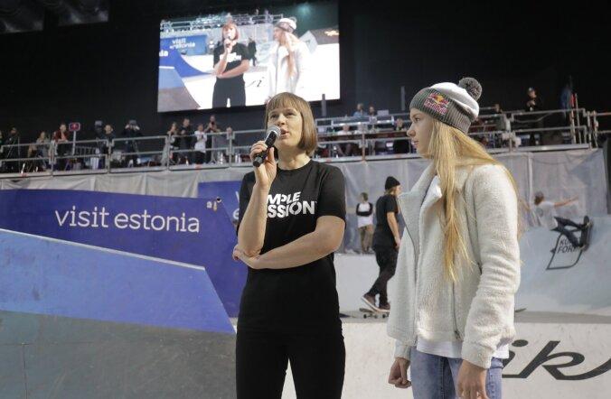 ФОТО: Кальюлайд и Сильдару открыли соревнования экстремалов