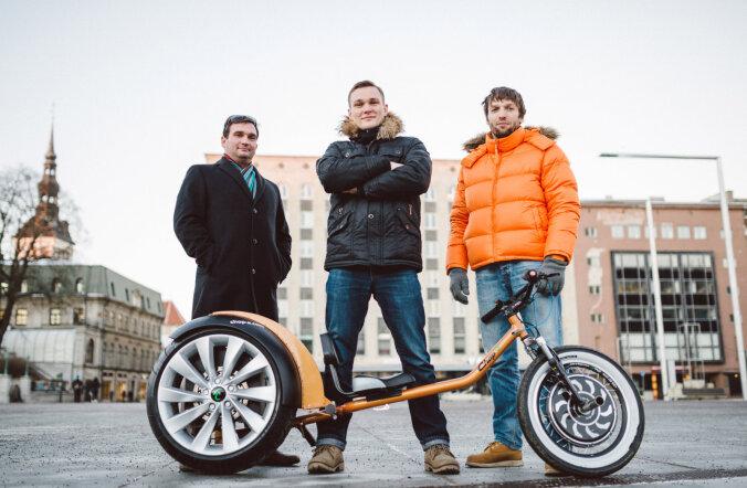 Forbes Eesti: kolm eestlast tahavad rattamaailmas revolutsiooni