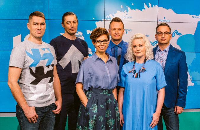 TELEMARATON: ETV alustab Eesti Vabariigi 100. sünnipäeva tähistamist erakordse ja piduliku saatepäevaga