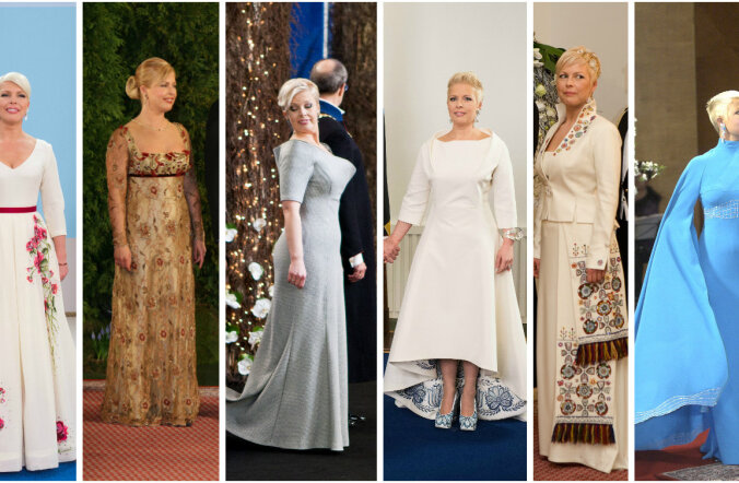 Evelin Ilvese aastapäeva kleidid jõudsid ERMi