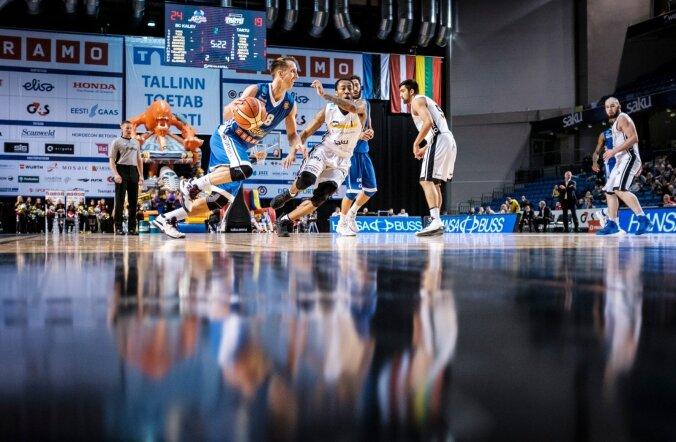 BC Kalev Cramo vs Tartu Ülikool