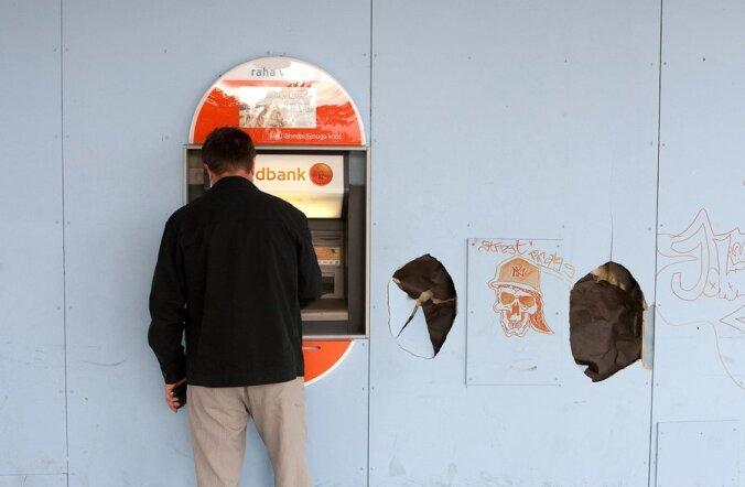 Sularahaautomaatide kadumine avab uue tööpõllu varastele