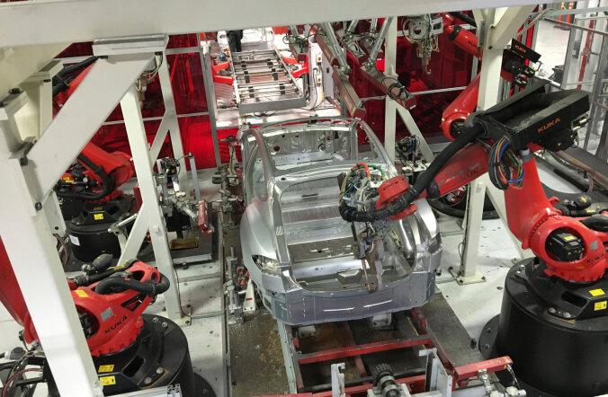Hiina vabrik asendas 90% töötajaist robotitega – tootlikkus tõusis 250% ja praak kahanes 80% võrra