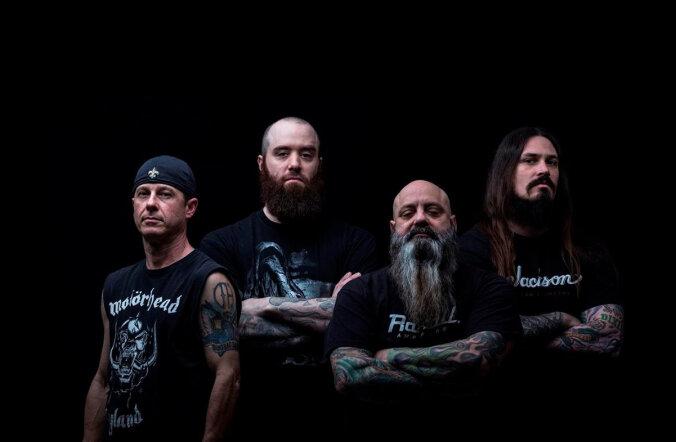 Тяжелый метал из Нового Орлеана: легендарные Crowbar впервые в Эстонии