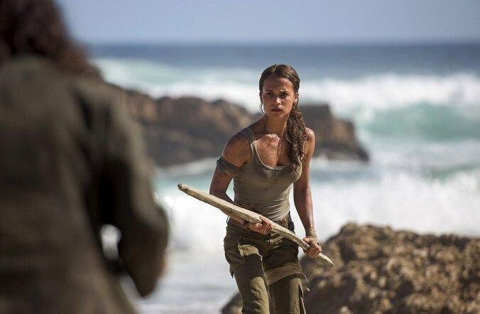 Seikleja ja arheoloog Lara Croft naaseb ekraanile rootslanna Alicia Vikanderi kehastuses.