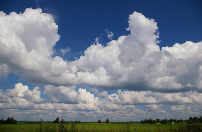 Rahvusvahelise pilveatlase värskes versioonis leidub ka üks päris uus pilvesort