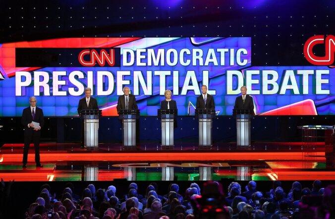 Demokraatide debatt