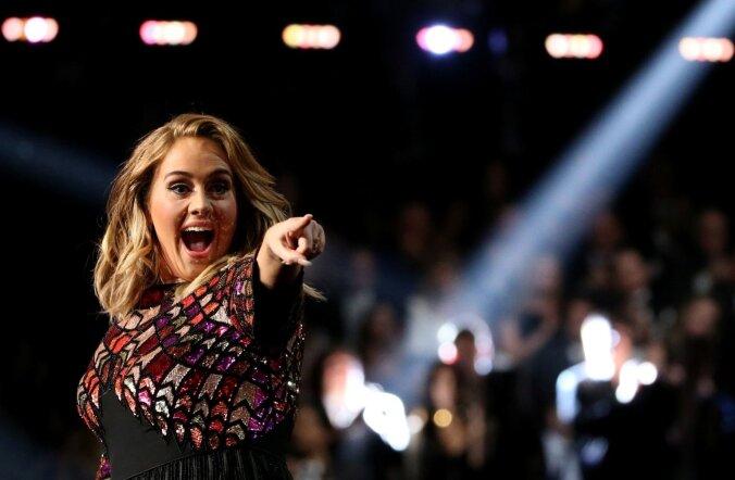 Lauljatar Adele ei soovi enam kontserturneele minna.