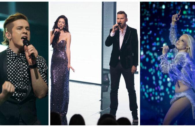 """ОПРОС: Кто достоин представить Эстонию на конкурсе """"Евровидение""""?"""