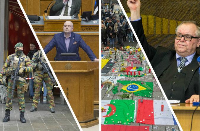 HOMMIKUBLOGI: täna toimuvad riigikogu juhatuse valimised, Keskerakonna sisene opositsioon muutub tugevamaks, Belgia hakkab panustama rohkem vahendeid vastuluureteenistusse