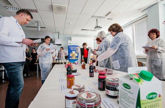 Parimaid toiduaineid hinnanud komisjon sõi moosi ja jogurtit