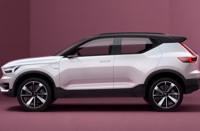 Volvo esimene elektriauto on mõnusalt odav