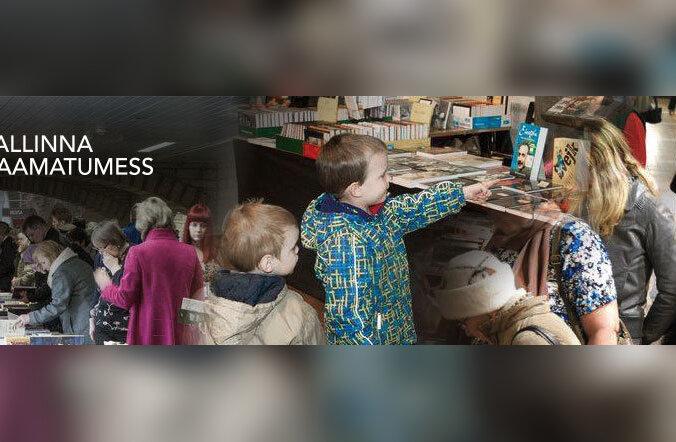 Tallinna raamatumess toob hulga põnevaid kohtumisi ja esitlusi