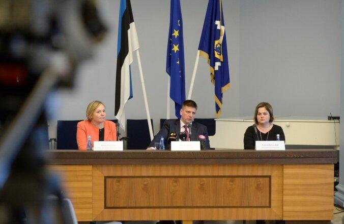 Первые семь беженцев сегодня прибыли из Греции в Эстонию