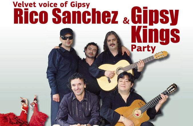 Смотри, кто выиграл билеты на сольный концерт Rico Sanchez