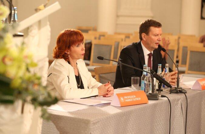 Tartu ülikooli rektorikandidaatide avalik väitlus