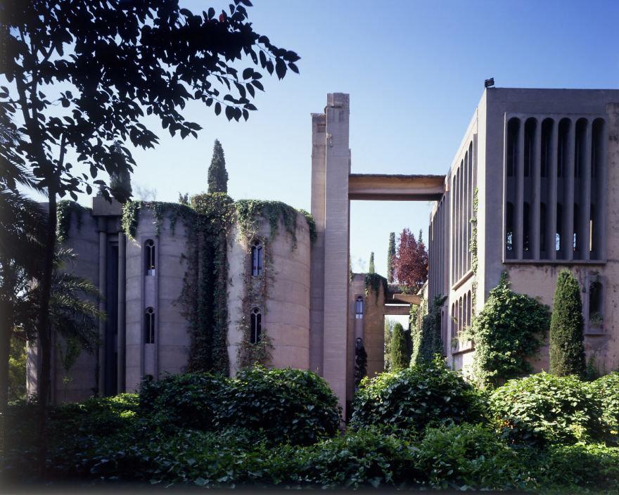 RBTA  Ricardo Bofill Taller de Arquitectura