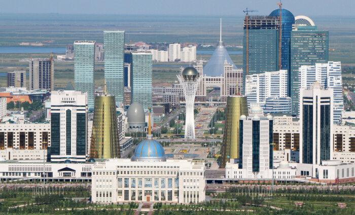 В Казахстане появится город Нурсултан. Так теперь будет называться Астана