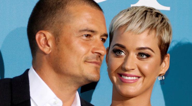 Äsjakihlunud Orlando Bloom ja Katy Perry plaanivad juba pisiperet