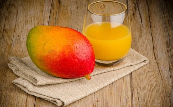 Viis põhjust, miks sinu beebile mango söömine hea on