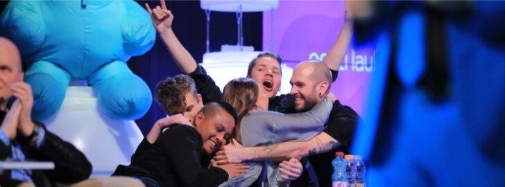 BLOGI, FOTOD, VIDEOD: Eesti Laulu finaalis näeme Cartooni, Kati Laeva, Mick Pedajat, Laurat ja Kéad!