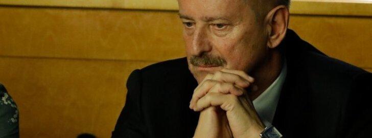 ТЕКСТОВЫЙ ОНЛАЙН: В третьем туре президента избрать не удалось. Каллас потерял голоса