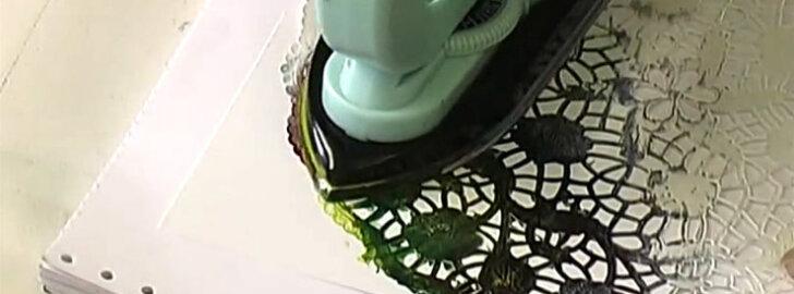 VIDEO   Mida teha kasutult seisva vana triikrauaga