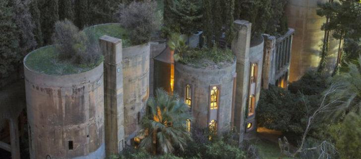 Невероятные фото: Заброшенный цементный завод перестроили в роскошный особняк