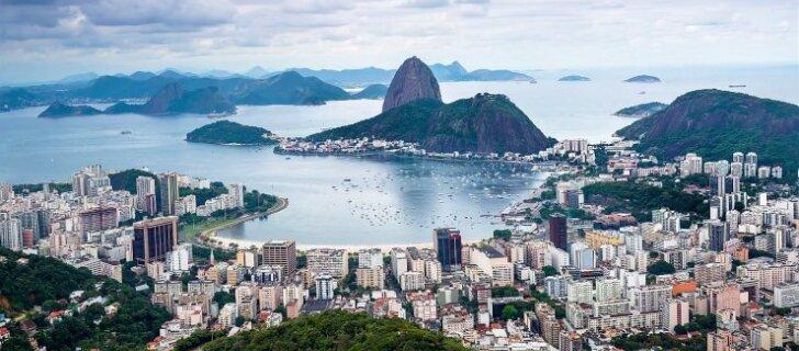 VIDEO: Peaaegu kogu linn ühel pildil - aegintervallvideo näitab Rio de Janeiro tormakat elu