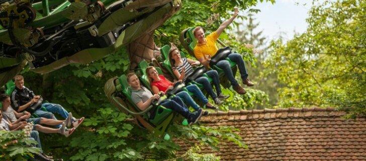 Turistid ise valisid: need on 100 kõige paremat Saksamaa vaatamisväärsust
