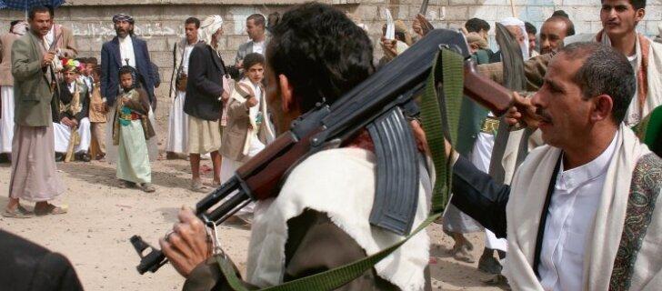 Reisijutt: Jeemen kui kohanenud ajatus