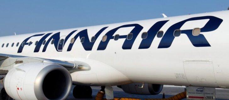 Põhja-Euroopa parimaks lennufirmaks nimetati taas Finnair