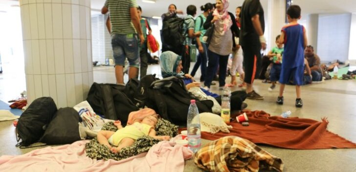 Põgenikud Ungaris