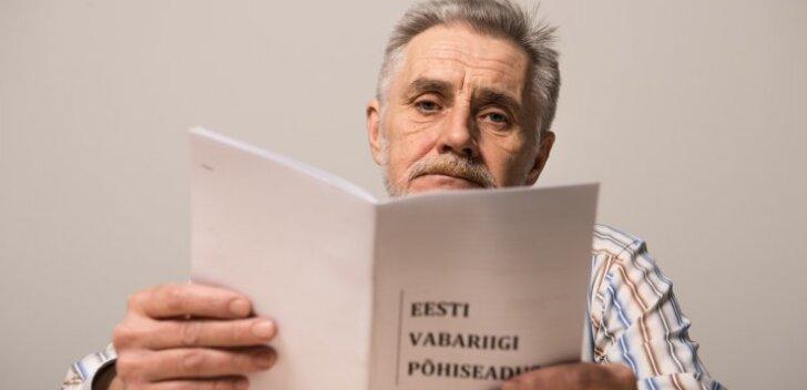 Igor Mazejev tunneb Eesti Vabariigi põhiseadust võib-olla põhjalikumaltki kui mõni Eesti kodanik.