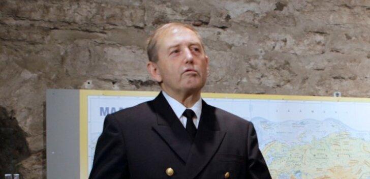 """Raamatu """"Kapten Toivo Ninnase üheksa lainet"""" esitlus Meremuuseumis"""