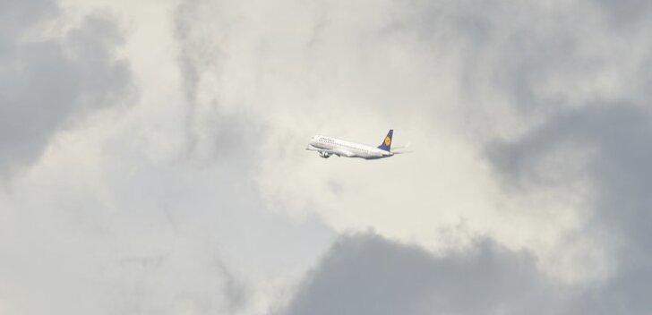Российский самолет нарушил воздушное пространство Эстонии