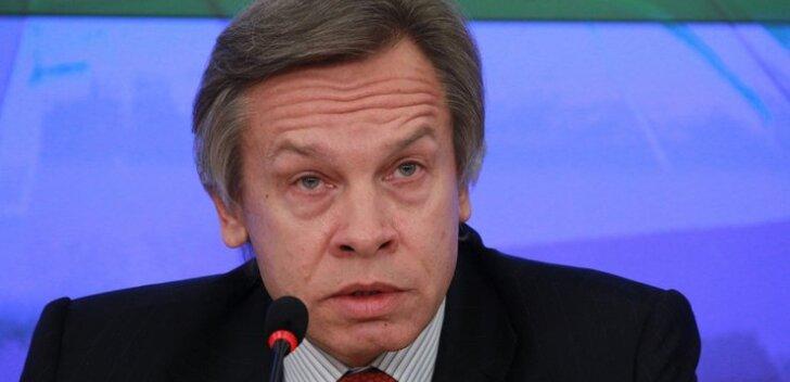 Riigiduuma väliskomitee esimees: lääs kasutab Venemaad ettekäändena Süüria kriisi lahendamata jätmisele