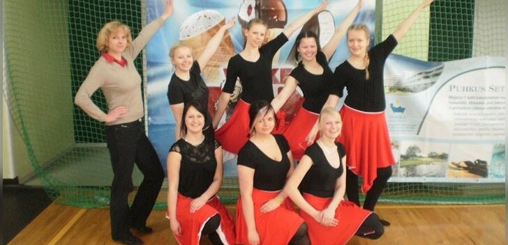 FOTOD: Räpina vald XI noorte laulu- ja tantsupeol