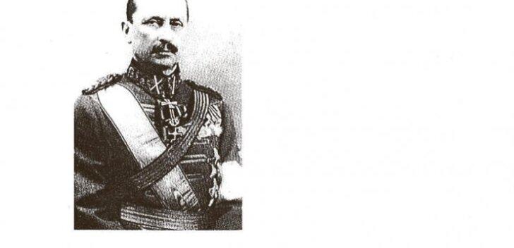 Marssal Mannerheimi sissekirjutus JR200 auraamatusse