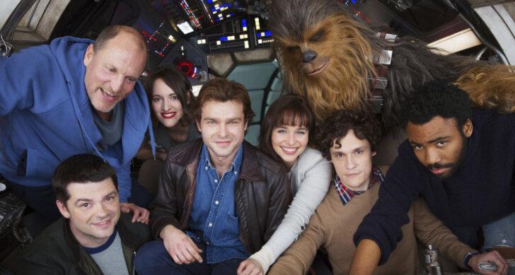 """Uued infokillud valmiva """"Star Warsi"""" filmi kohta: Han Solo polegi galaktika kõige kuulsama smuugeldaja tegelik nimi?"""