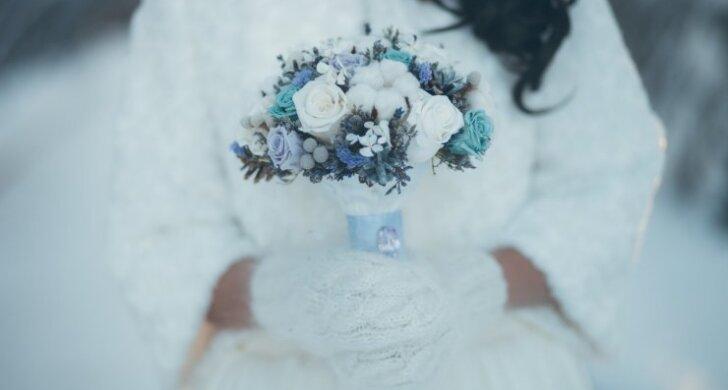 ФОТО: Зимняя свадьба - как превратить праздник в настоящую сказку