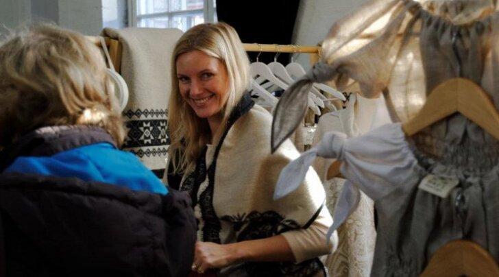 Saaremaa ja Hiiumaa meelitasid Helsingi mardilaadale rekordarvu külastajaid