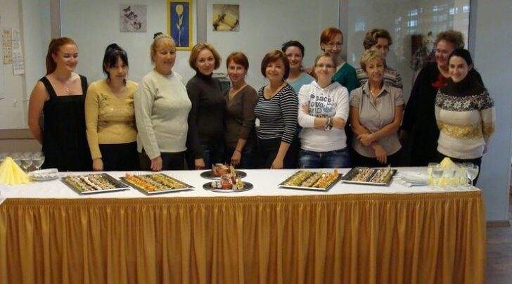В Таллинне открывается Женский клуб