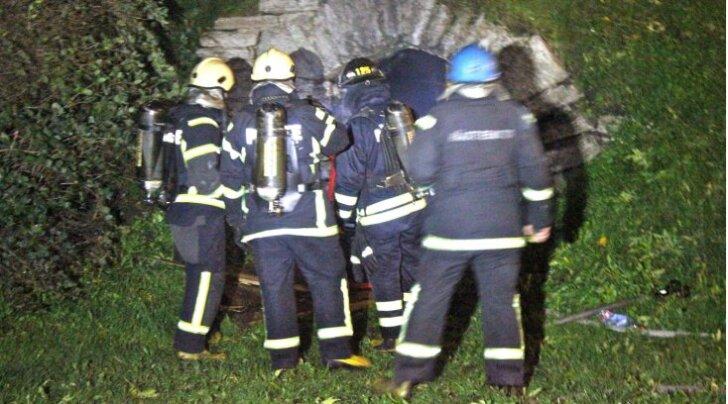 FOTOD: Kiek in de Köki juures oli väike tulekahju