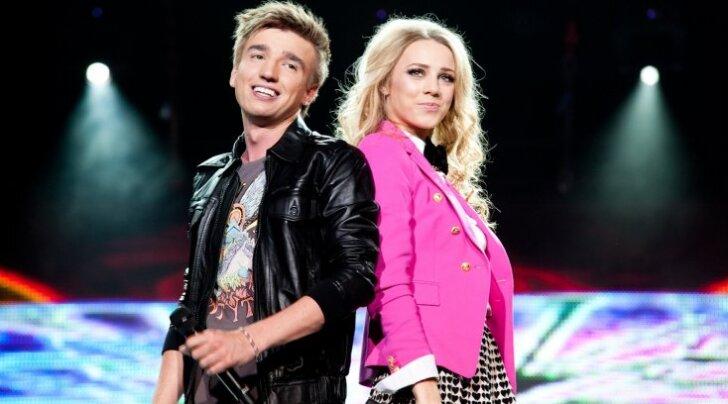 """Liisil ja Artjomil ilmus täna duett """"Kõnnime seda teed"""""""