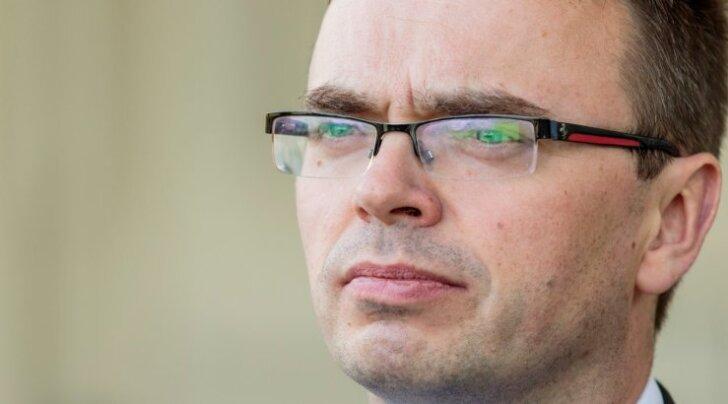 Suurbritannia kaitseminister Michael Fallon saabus täna Eestisse.