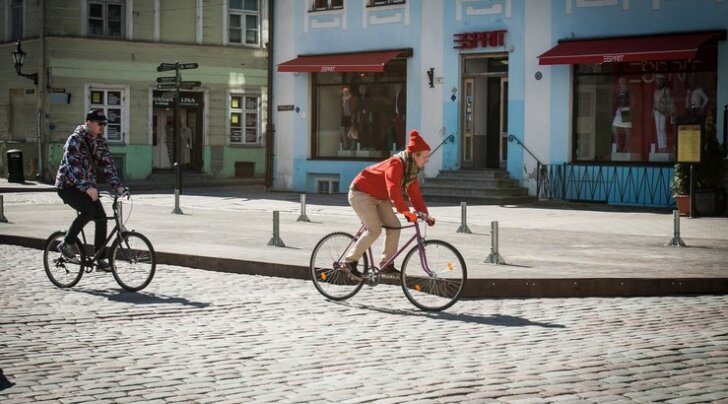 Tallinn kutsub osalema rattamarsruutide kaardistamise võistlusel